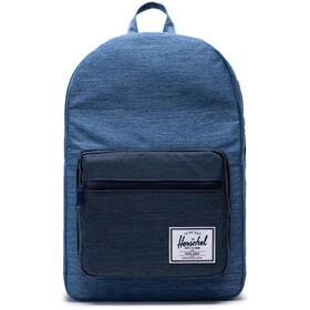 Herschel Pop Quiz Backpack 22l faded denim/indigo denim